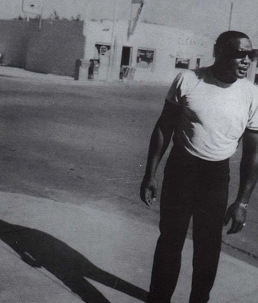 RED ARROW: The Mysterious Death of Sonny Liston - The Cruelest ...