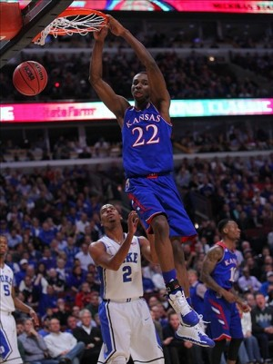 NCAA Basketball: Champions Classic-Kansas at Duke