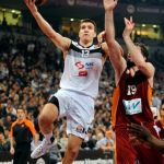 Partizan NIS Belgrade v Galatasaray Liv Hospital Istanbul - Turkish Airlines Euroleague Top 16