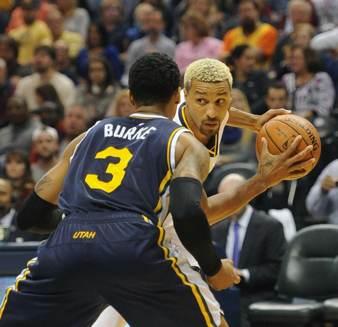 Trey-burke-george-hill-nba-utah-jazz-indiana-pacers