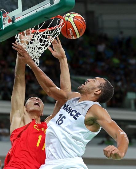 Utah Jazz Players Are Ballin' in Rio Olympics