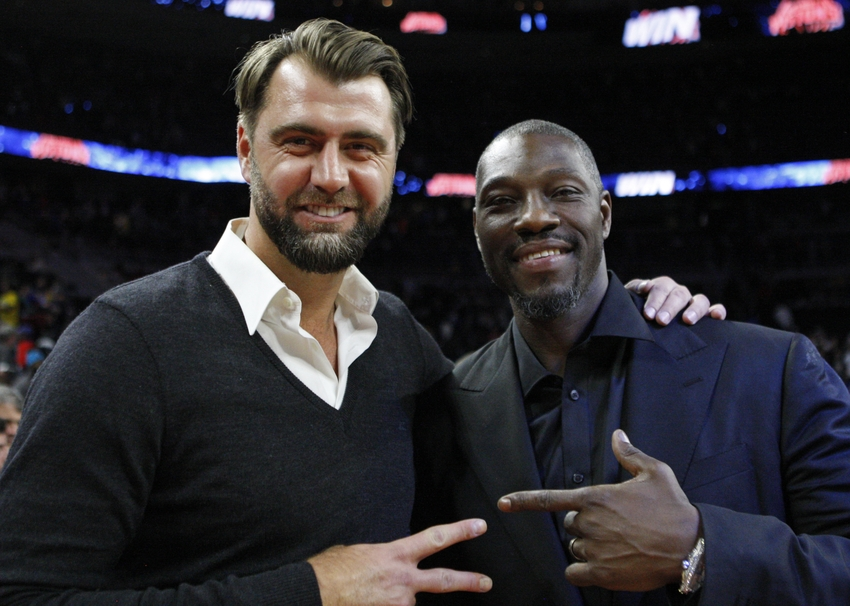 9061722-mehmet-okur-ben-wallace-nba-golden-state-warriors-detroit-pistons