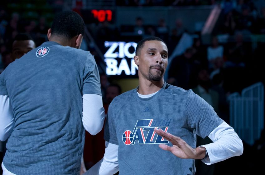 Utah Jazz George Hill