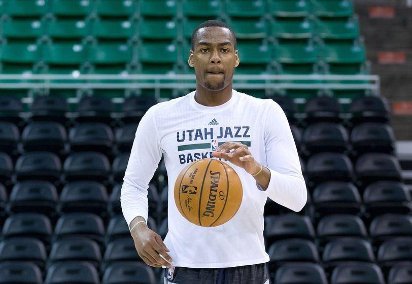 Utah Jazz Alec Burks Injury
