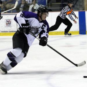 Photo Courtesy of David Dudich: Former Lone Star Brahmas Captain AJ Duggan is set to return from the injured list.