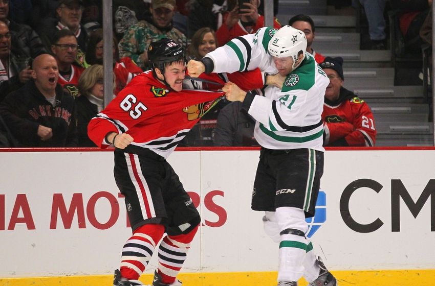 "Antoine Roussel Leading New Wave Of NHL ""Enforcers""?"