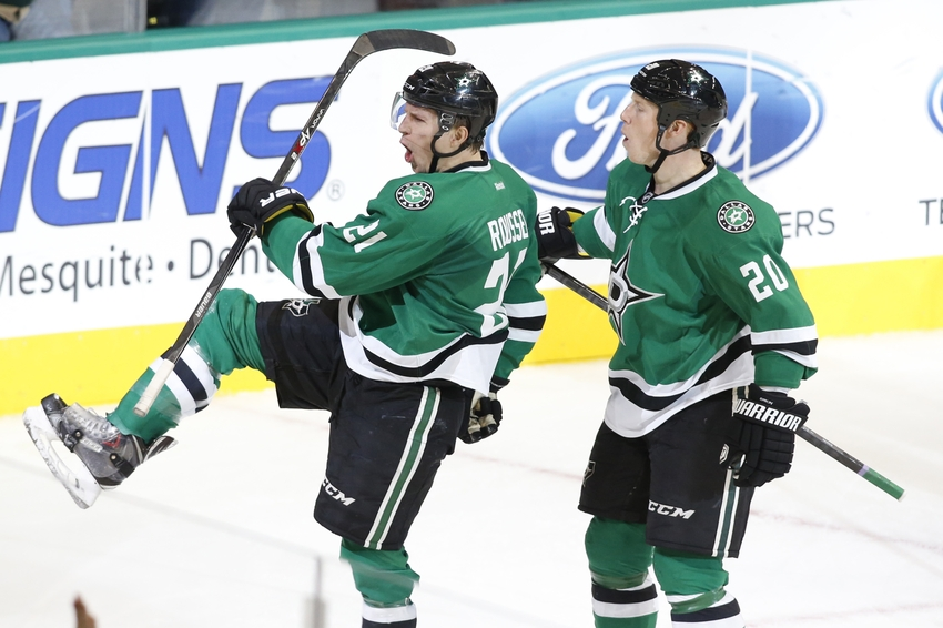 Dallas stars thoughts on the upcoming expansion draft for Interieur sport antoine roussel