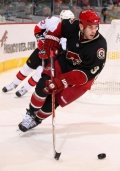 Yandle in 'Yotes third jersey