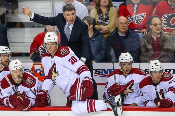 Arizona Coyotes: Seven Players Get Offers-Nine Others Don't - Howlin' Hockey