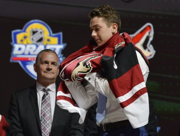 Arizona Coyotes: Standouts At Final Rookie Prospect Camp - Howlin' Hockey - Howlin' Hockey