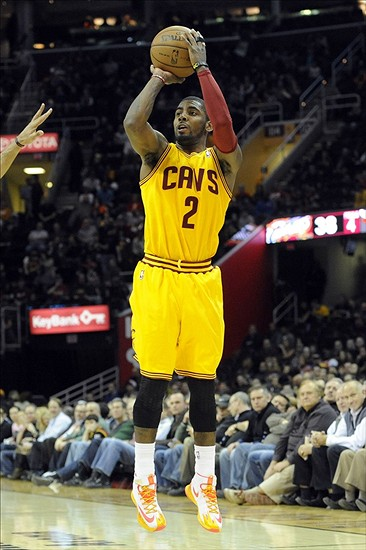 kyrie irving jump shot - photo #5
