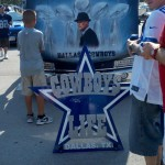 Cowboys Life Car Club meets in Lot A of the Rangers lot every Cowboys game day.