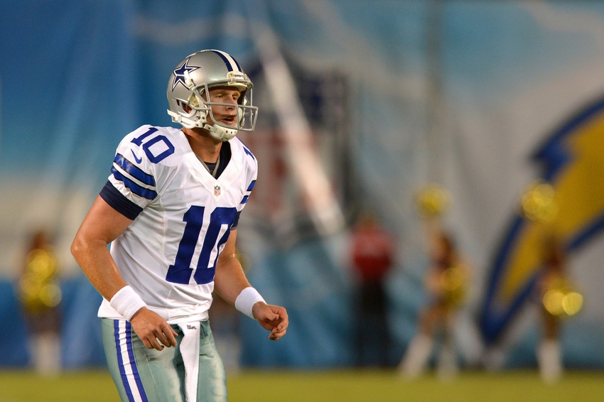 Dallas Cowboys Five Players Whose Preseason Stock Is Falling