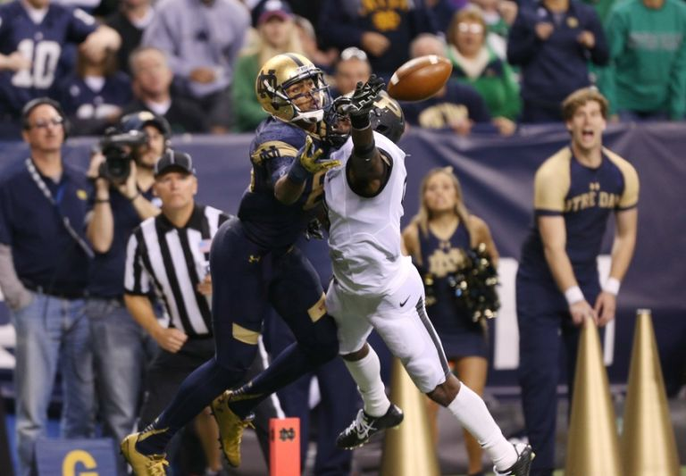 Corey-robinson-anthony-brown-ncaa-football-purdue-notre-dame-768x533