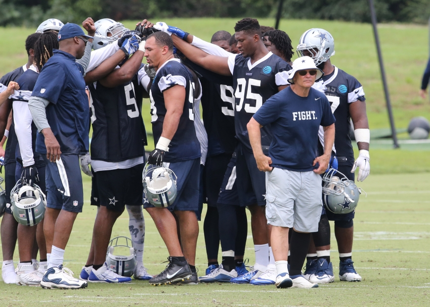 National Football League won't let Cowboys wear decal honoring Dallas police