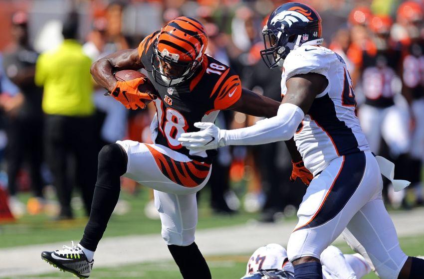 d2c23aa29fd ... 2016 Cincinnati, OH, USA Cincinnati Bengals wide receiver A.J. Green ...