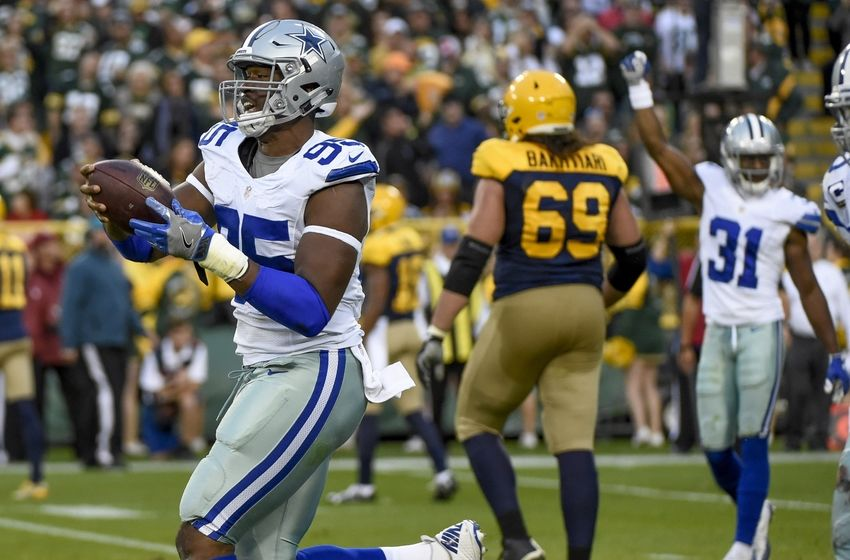 Image result for david irving cowboys packers