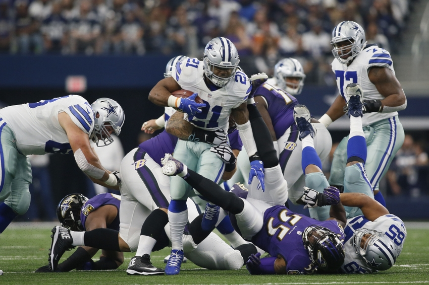 Dallas Cowboys Vikings Are Carbon Copy Of Defeated Ravens