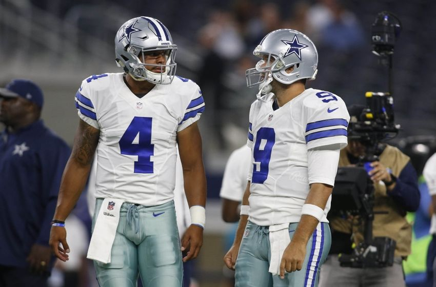 What Tony Romo Specifically Offers Over Dak Prescott