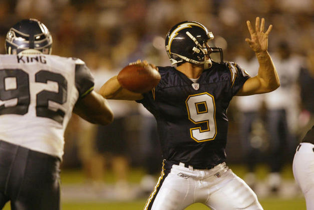 Drew Brees Chargers For Quot Trading Quot Drew Brees