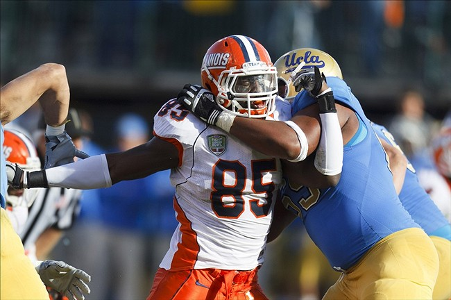 NFL Mock Draft: Chargers Select Whitney Mercilus