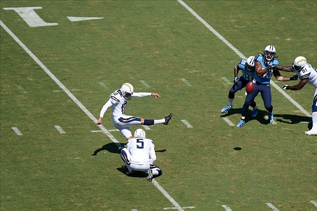 San Diego Chargers K Nate Kaeding Is Writing And He Is