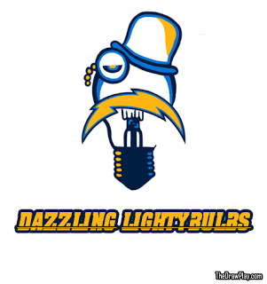 What If Nfl Logos Were British San Diego Chargers Edition