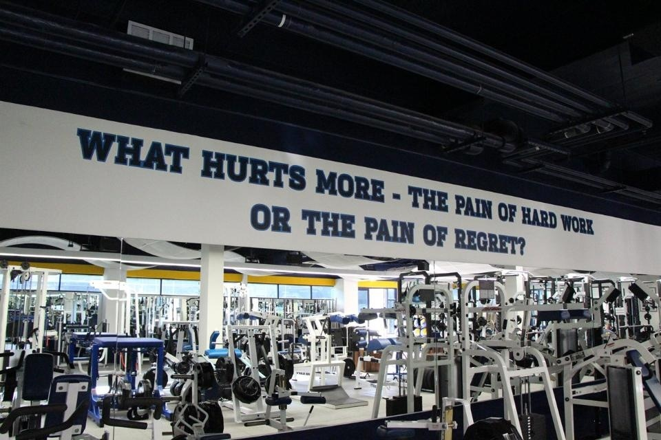 What Hurts More The Pain Of Hard Work Or The Pain Of Regret