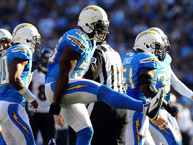 San Diego Chargers Players San Diego Chargers Player