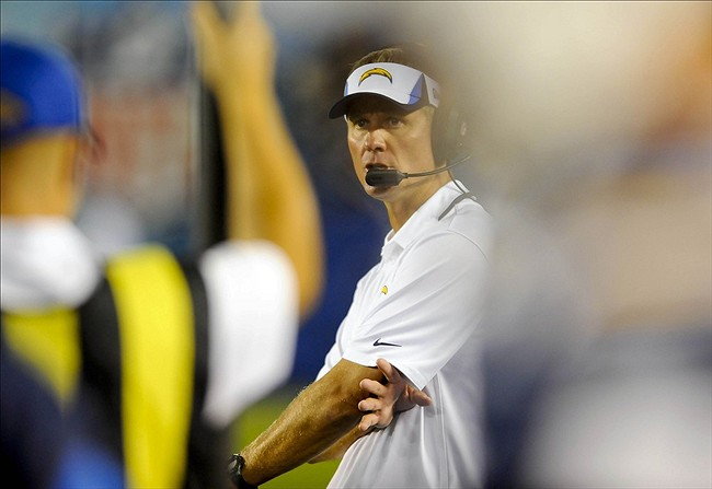 Chargers Head Coach Mike Mccoy Emphasizes Family