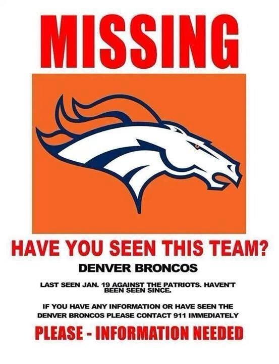 How Much Longer Until We Stop Making Fun Of The Denver