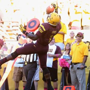 Rookie Running back from ASU, drafted to San Diego Charger 2014 in the 6th round