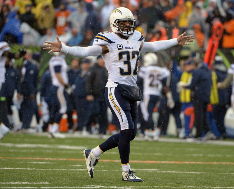 The Rant Eric Weddle Not Ranked A Top 5 Safety