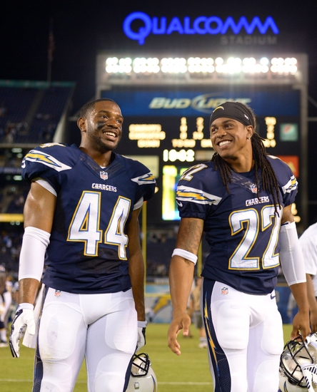San Diego Chargers Home Schedule 2014: Chargers Bring Back Adrian Phillips, Release Chas Alecxhi