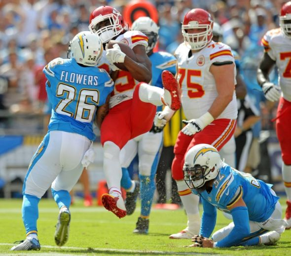 San Diego Chargers Home Schedule 2014: San Diego Chargers Defense Just Looked Awful On Sunday