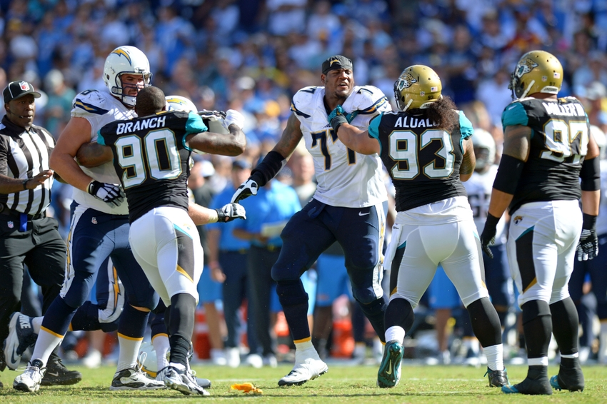 San Diego Chargers 2015 Free Agents - Page 8