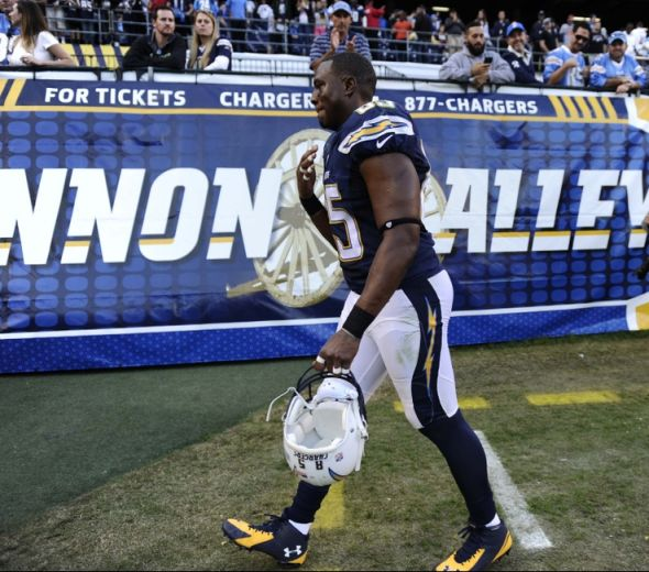 San Diego Chargers Antonio Gates: San Diego Chargers Stadium: $1.2B Stadium Without Taxpayer