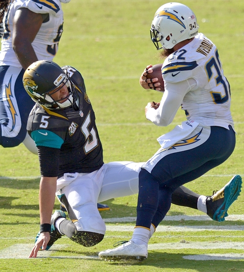 San Diego Chargers Contracts: Eric Weddle Plans On Joining Chargers For Minicamp This Week
