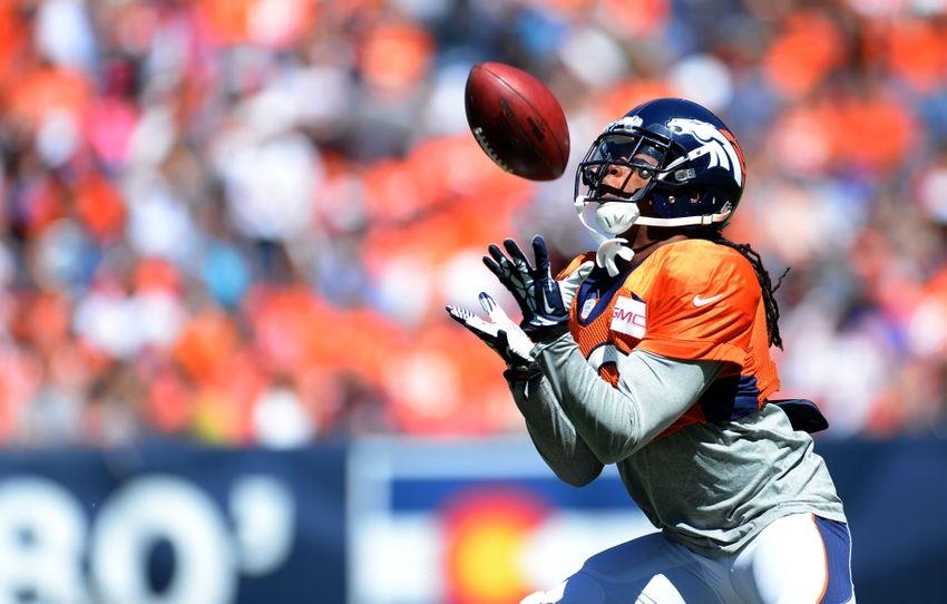 Broncos wide receiver isaiah burse 19 practices kickoff returns