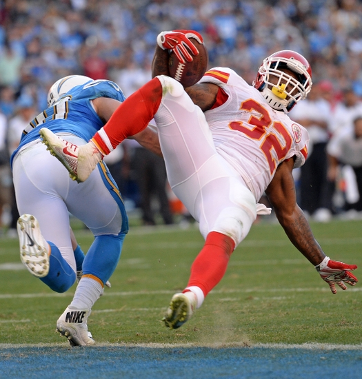 San Diego Chargers Chiefs Game: 3 Key Matchups For San Diego Chargers Vs. Chiefs