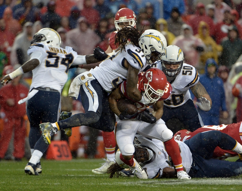 Memory Lane Chargers Vs Chiefs Fox Sports