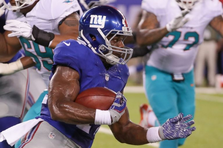 Chargers Claim Ex Giants Rb Andre Williams On Waivers