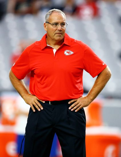 San Diego Chargers Head Coaching Candidate Dave Toub