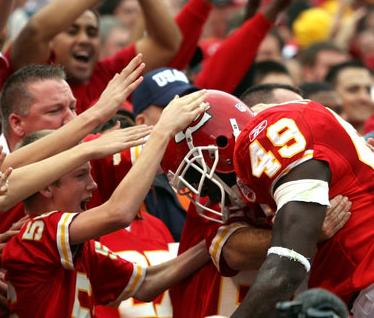 Chiefs fans, say goodbye to No. 49.