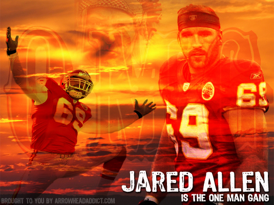 Jared Allen Wallpaper Preview