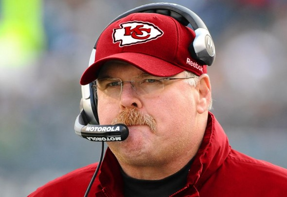 Head Coach Andy Reid, Kansas City Chiefs
