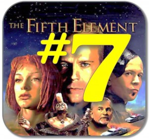 7 Fifth Element