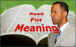 Reed For Meaning LOGO