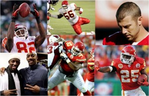 Chiefs collage