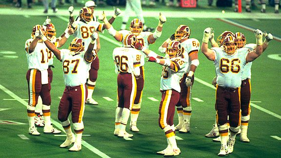 1991 redskins